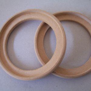 ξύλινες ροδέλες