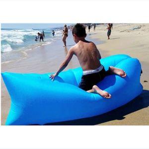 Φουσκωτη ξαπλώστρα παραλίας Lazy Bag