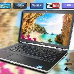 Dell Latitude E6420 I5 / 8gb ram / 256 ssd / camera / οθόνη 14,4