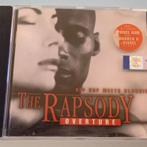 Hip hop meets classic The rapsody overture cd