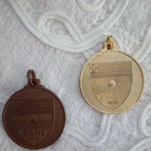 Μετάλλια Αθλητικα.
