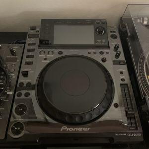 Pioneer CDJ-2000 Set (2pcs)