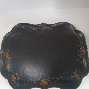 παλιός  βικτωριανος  δίσκος  77 Χ 60 cm