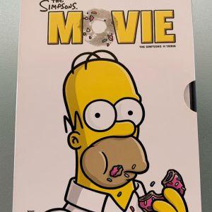 The Simpsons movie αυθεντικό dvd special edition