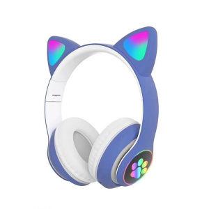 Ασύρματα ακουστικά cat style σε όλα τα χρώματα