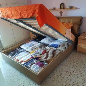 Κρεββάτι με αποθηκευτικό χώρο