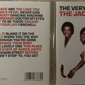 The very best of the Jacksons.