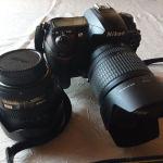 φωτογραφική μηχανή Nikon D200