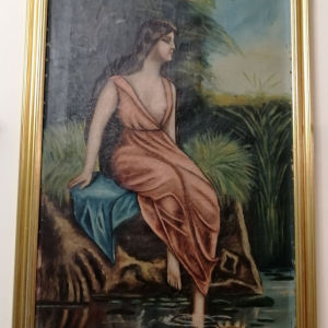 Ελαιογραφία του 1928