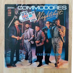"""Commodores - Nightshift (Vinyl, 7"""", 45 RPM, Single)"""