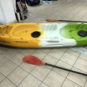 Kayak, σαν καινούριο