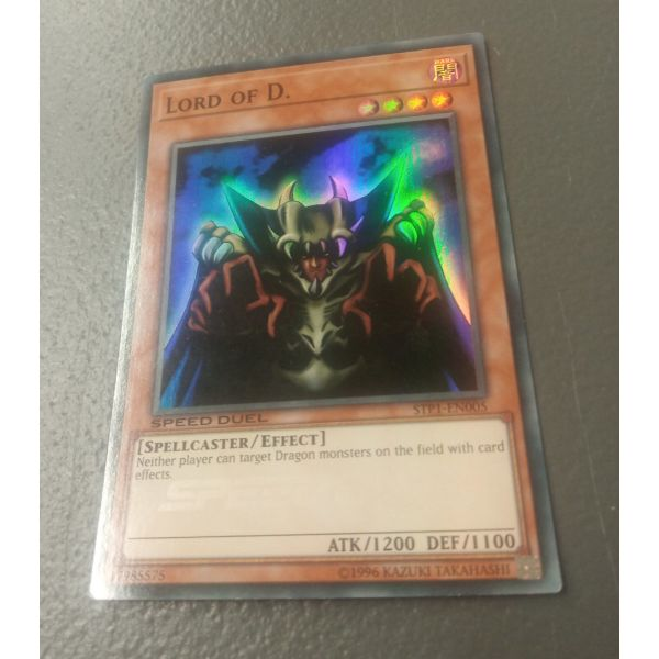 Lord Of D. (Super Rare)