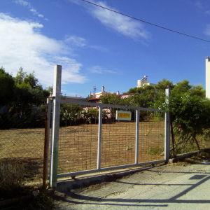 Οικόπεδο 493 τ.μ. στην Αρτέμιδα Αττικής