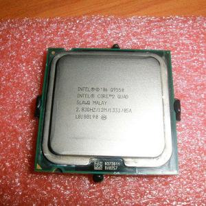 Quad core Q9550 4core cpu 775