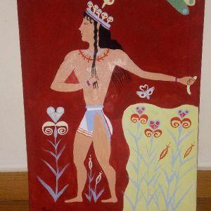 Πίνακας ζωγραφικής σε καμβα