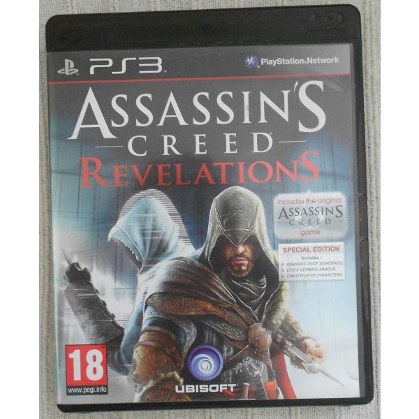 Assassin's Creed Revelations Special Edition Ps3