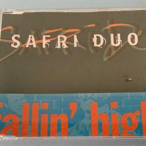 Safri duo - Fallin' high 4-trk cd single