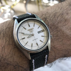 Vintage ανδρικό ρολόι Seiko 5 automatic