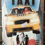 5 Γνησια dvd ,  Taxi   (Δωρεαν Μεταφορικα)