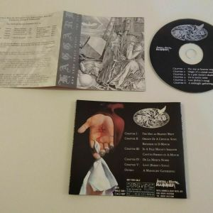 HAGGARD - AND THOU SHALT TRUST ... THE SEER  CD