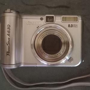 Κάμερα Canon PowerShot A630