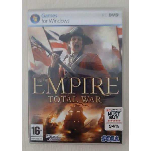 Empire Total War PC Game vinteopechnidi