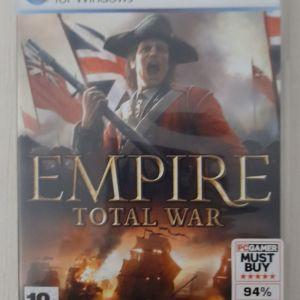 Empire Total War PC Game Βιντεοπαιχνίδι