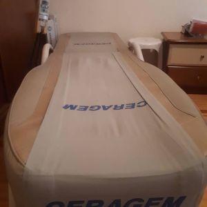 Κρεβάτι μασάζ CERAGEM