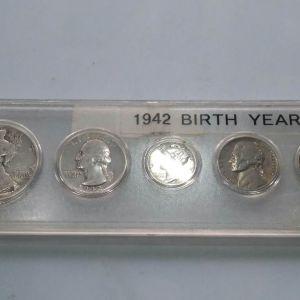 ΣΥΛΛΕΚΤΙΚΑ 1942 USA  BIRTH YEAR SET