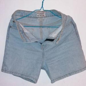 Terranova long jean shorts