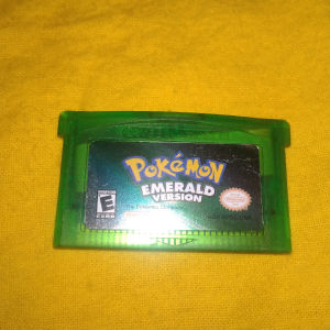 Pokemon Emerald unofficial
