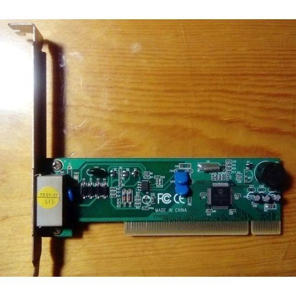 MOTOROLA Fax modem karta PCI