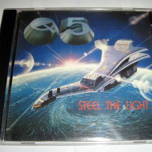 Q5 - Steel The Light (CD)