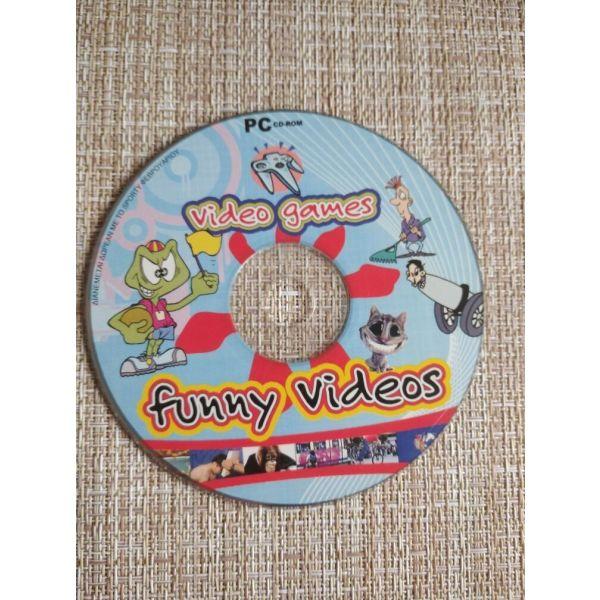 PC CD-ROM . VIDEO GAMES *pechnidia *FUNNY VIDEOS*.