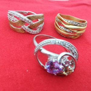 Πολύτιμα δαχτυλίδια