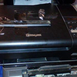 2 εκτυπωτες χαρίζονται lexmark