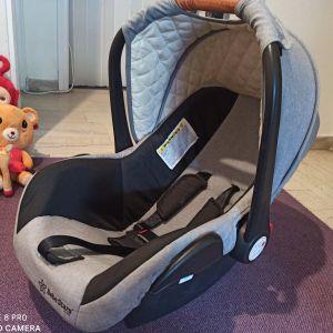 Βρεφικό κάθισμα αυτοκινήτου (car seat) bebe stars malibu
