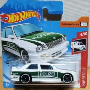 Hot wheels BMW E30 M3