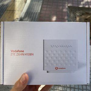 vodagone router σφραγισμενο