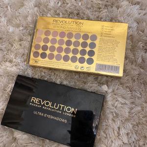 Αχρησιμοποίητη παλέτα makeup revolution