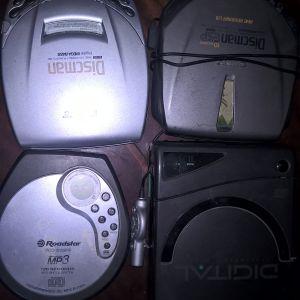 φορητο MP3 CD player Roadstar  ΑΝΤΑΛΛΑΓΗ δεκτη