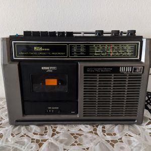 """Ράδιοκασετόφωνο JVC """"9415W"""""""