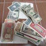 ξενα χαρτινα +δολλαρια