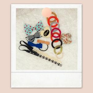 Γυναικεία scrunchies & φιογκάκια