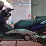 YAMAHA   T -  MAX   .   2001 .500 cc /45 hp .  29.000   ΧΙΛΙΟΜΕΤΡΑ .