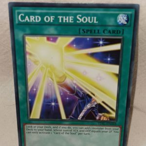 CARD OF THE SOUL - YugiOh