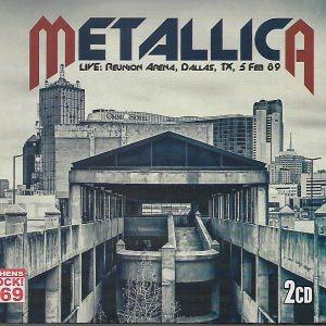 2 CD / METALLICA / LIVE
