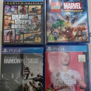 Παιχνίδια για playstation 4