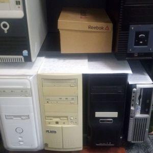 15 πυργοι Pentium 4 και Pentium 3