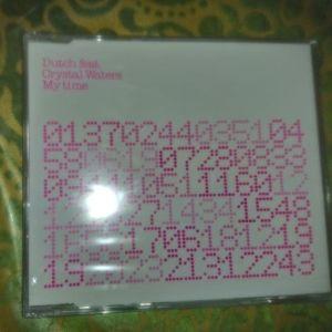 CD DUTCH FEAT CRYSTAL WATERS-MY TIME-CD S ΣΦΡΑΓΙΣΜΕΝΟ
